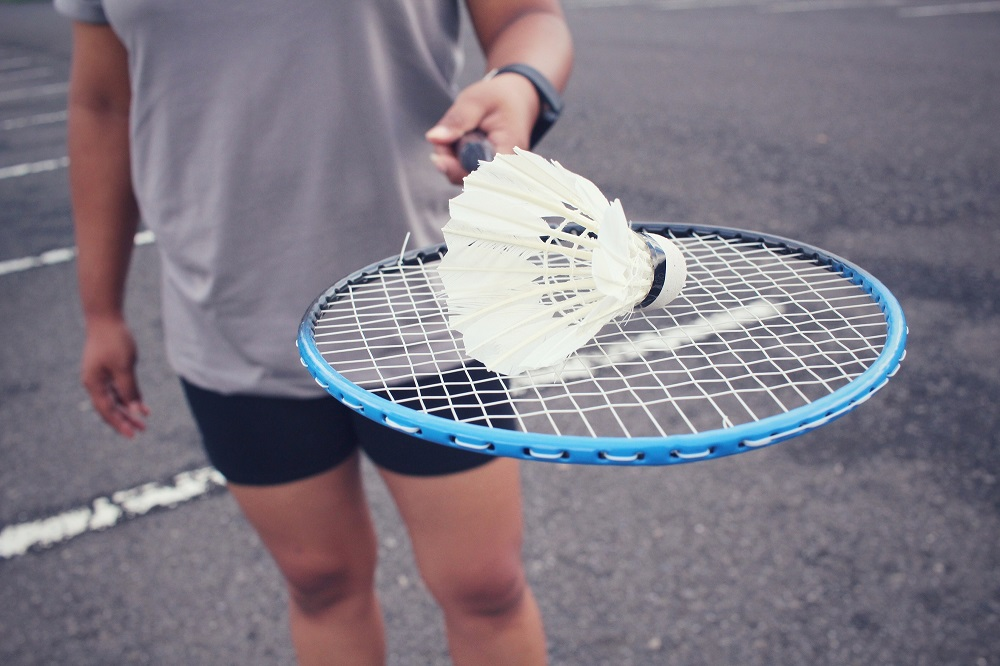 SEJ badminton